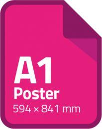 Standaard poster A1