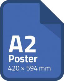 Standaard poster A2