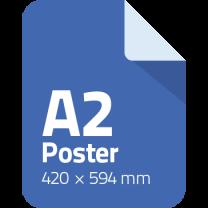 a2 poster printen afdrukken