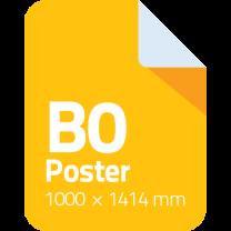 grote b0 poster printen afdrukken