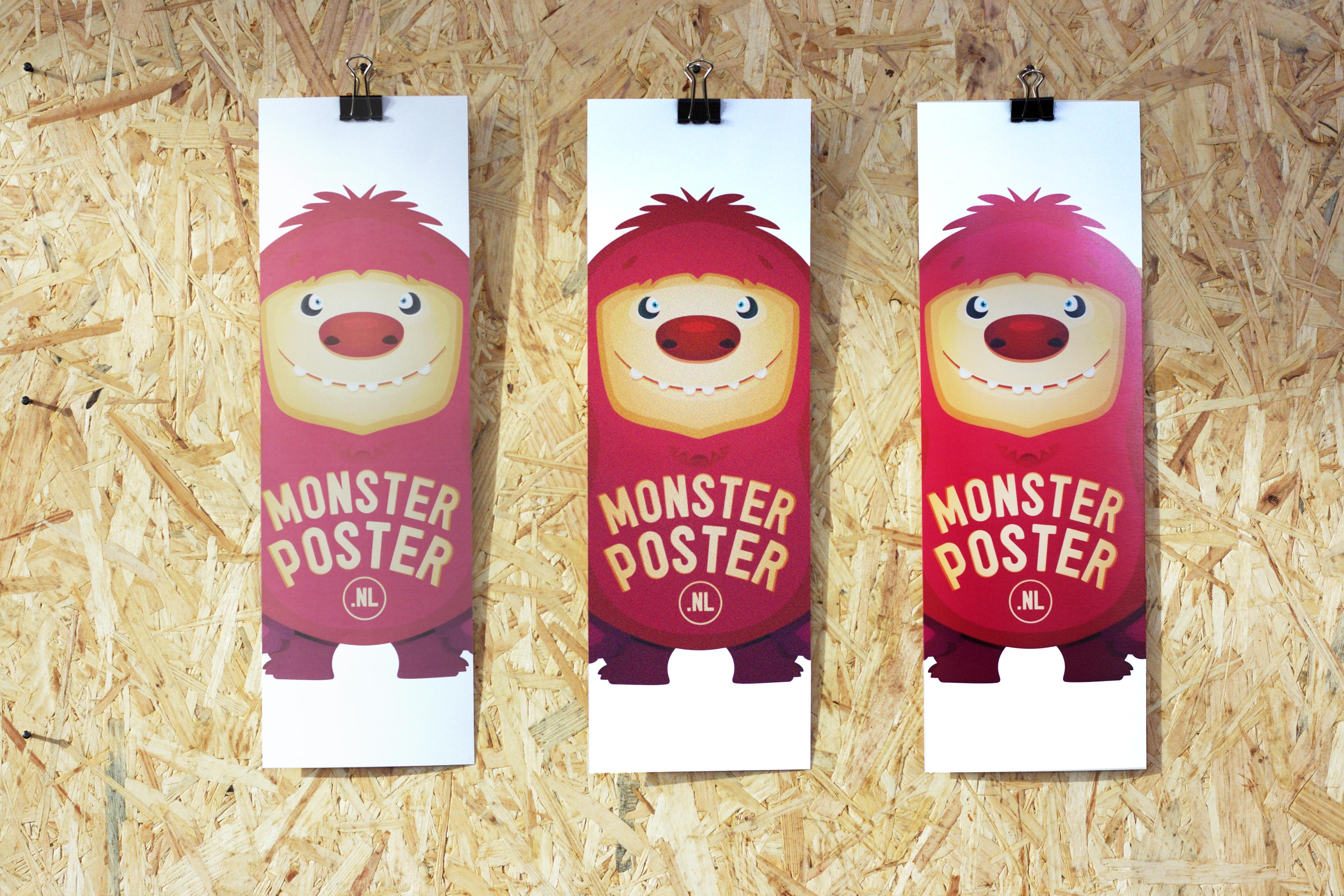 verschil posters
