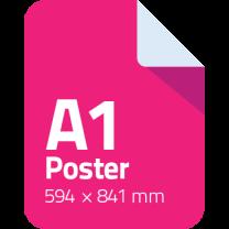 a1 poster printen afdrukken