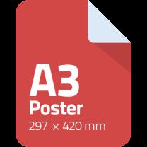a3 poster printen afdrukken