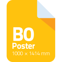 Grote B0 poster