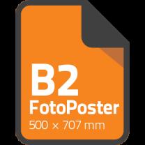 b2 fotoposter afdrukken