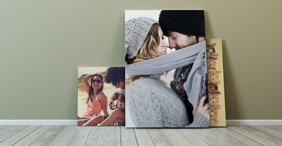 Printen op canvas / Foto op canvas goedkoop