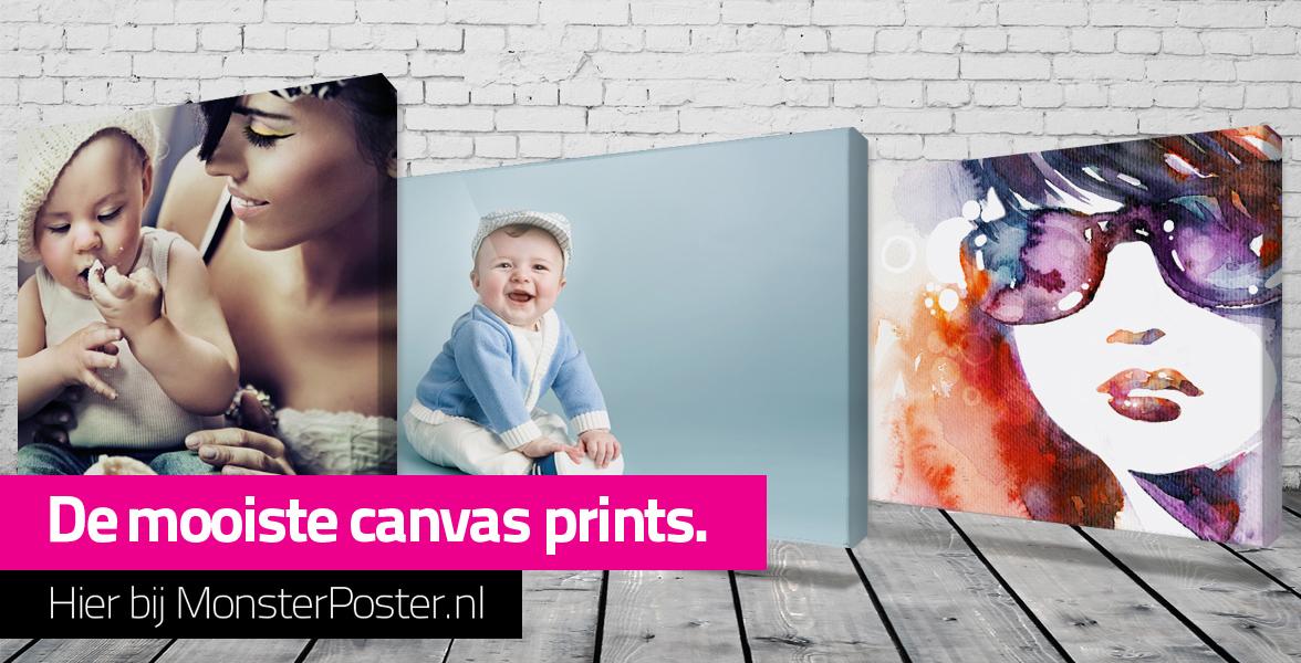 Goedkope canvas printen en bestellen