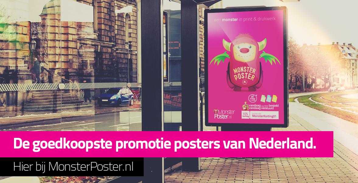 Goedkope posters printen